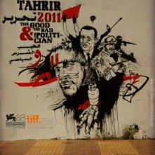 Tahrir 2011: la locandina del film