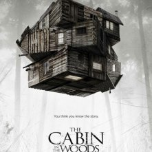 The Cabin in the Woods: nuova locandina