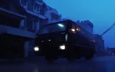 Trailer - The Raid