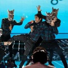 X-Factor 5: Valerio De Rosa si esibisce in The Look Of Love nella terza puntata