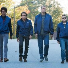 Richard Ayoade, Ben Stiller, Vince Vaughn e Jonah Hill: ecco i vigilantes di Neighborhood Watch