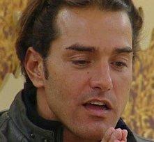 Mirko D'Arpa durante il Grande Fratello 12