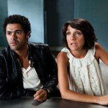 Hollywoo: Jamel Debbouze e Florence Foresti in una scena