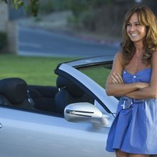 Hollywoo: Nikki Deloach in una scena della commedia.