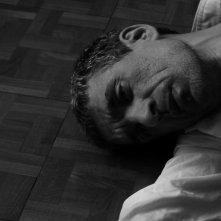 Luciano Levrone in una scena del film drammatico Penultimo Paesaggio
