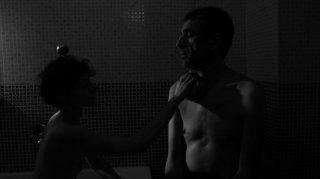 Penultimo Paesaggio: Luciano Levrone e Simona Rossi in una cupa scena del film