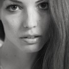 Valeria Flore in uno scatto di Elisabetta Zanini.