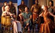 Il DVD di Spartacus: sangue e sabbia - Stagione 1