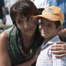 Immaturi - Il viaggio: Lucia Ocone in una scena del film