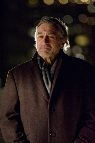 Robert De Niro in Capodanno a New York