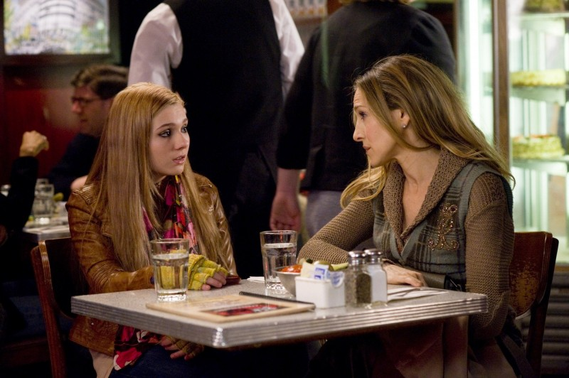 Sarah Jessica Parker In New Year S Eve Con Abigail Breslin 225136