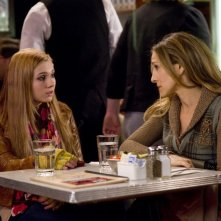 Sarah Jessica Parker in New Year's Eve con Abigail Breslin