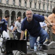 Benvenuti al Nord: il regista Luca Miniero sul set del film