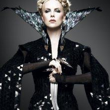 Charlize Theron è la Regina in una delle prime immagini promo di Biancaneve e il cacciatore