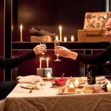 Kristin Scott Thomas e Frédéric Pierrot in una scena del film drammatico La chiave di Sara