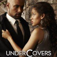 Undercovers: Uno dei poster della serie di J.J. Abrams