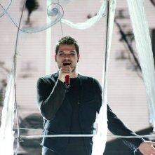 X-Factor 5: Claudio Cera in Mi sei scoppiato dentro il cuore nella quarta puntata