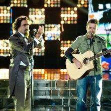 X-Factor 5: il duetto tra Elio e Daniele Silvestri nella quarta puntata