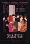 Amici & vicini: la locandina del film