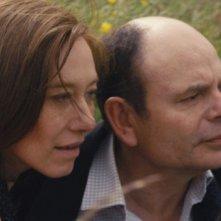 De bon matin: Jean-Pierre Darroussin in una scena tratta dal film insieme a Valérie Dréville