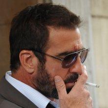 Eric Cantona in un'immagine del film thriller Switch