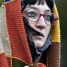 Il comandante e la cicogna: Alba Rohrwacher in una scena del film