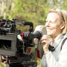Iron Lady: la regista Phyllida Lloyd sul set del film