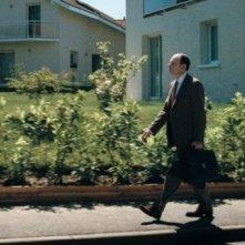 Jean-Pierre Darroussin in una scena del film De bon matin