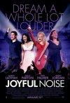 Joyful Noise: la locandina del film