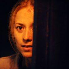 Karine Vanasse in una scena del thriller Switch