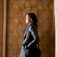 Kristin Scott Thomas in una scena del dramma La chiave di Sara