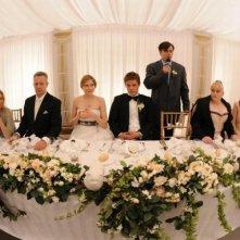 La fatidica scena del discorso di nozze del testimone in Tre uomini e una pecora