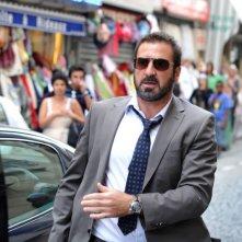 Switch: Eric Cantona in una scena del film