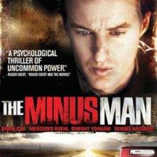 The Minus Man: la locandina del film
