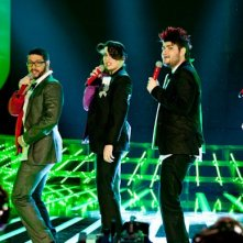 X-Factor 5: I Moderni cantano Back it up nella quarta puntata