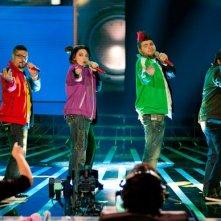 X-Factor 5: I Moderni interpretano Back it up nella quarta puntata
