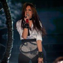 X-Factor 5: Jessica Mazzoli canta Folle città nella quarta puntata
