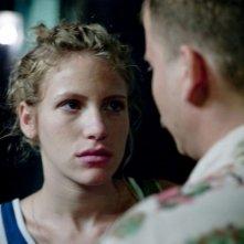 Yaara Pelzig in una scena del film Policeman