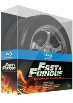 La copertina di Fast & Furious - The Complete Collection Limited Edition (blu-ray)