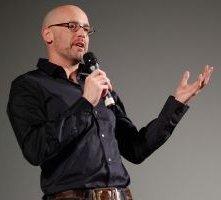 Troy Nixey, ospite al Courmayeur Noi in festival, presenta il suo Non avere paura del buio