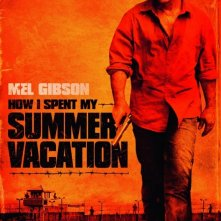 How I Spent My Summer Vacation: la locandina del film