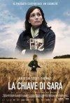 La chiave di Sara: la locandina italiana del film