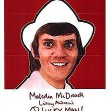 O Lucky Man: la locandina del film