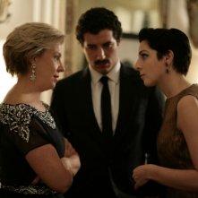 Elisabetta Piccolomini in una scena del film L'industriale con Francesco Scianna e Elena Di Cioccio