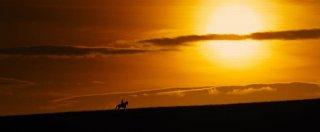 Una splendida immagine tratta dal film War Horse