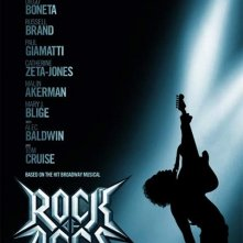 Rock of Ages: ecco la locandina 'hard'