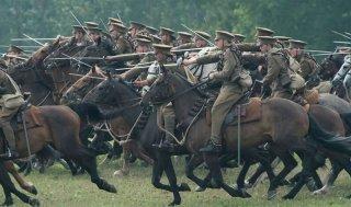 War Horse: una scena d'azione tratta dal film