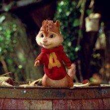 Alvin in un'immagine tratta dal film Alvin Superstar 3 - Si salvi chi può!