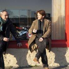 Benoit Magimel in Des vents contraires con Antoine Duléry