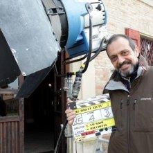 Francesco Vicario regista della fiction di Rai Uno, Che Dio ci aiuti